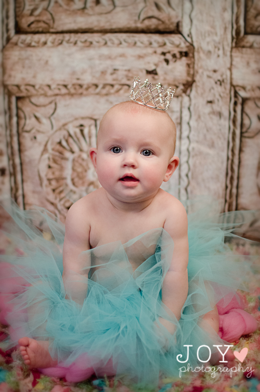 toledo baby photographer 6 month baby girl session-joyphotography-2