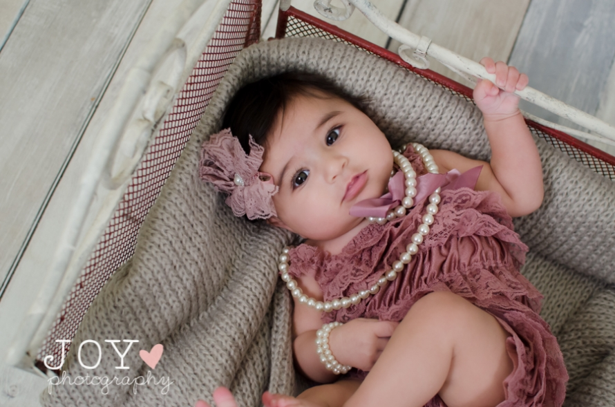 Toledo Rossford Sylvania Baby Photographer 3 month session-11